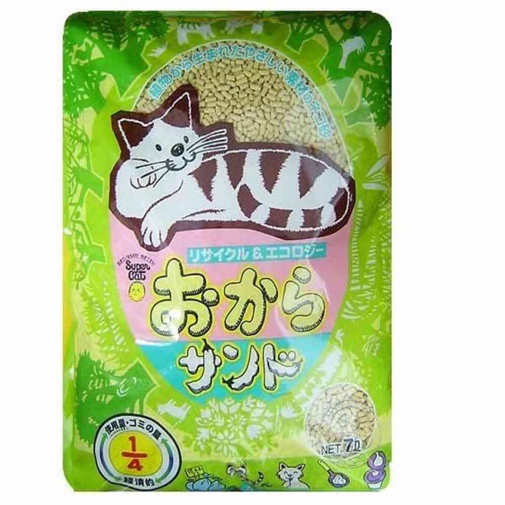 Supercat 日本韋民環保豆腐砂推薦
