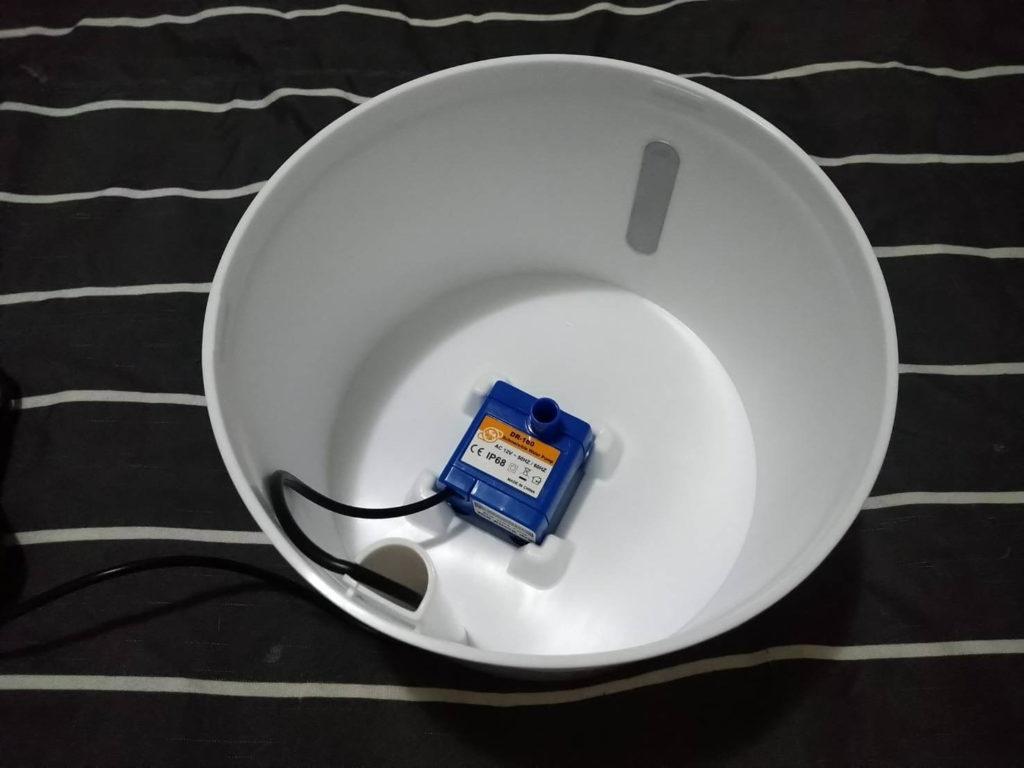 貓咪飲水機-花朵噴泉飲水機 飲水機主體