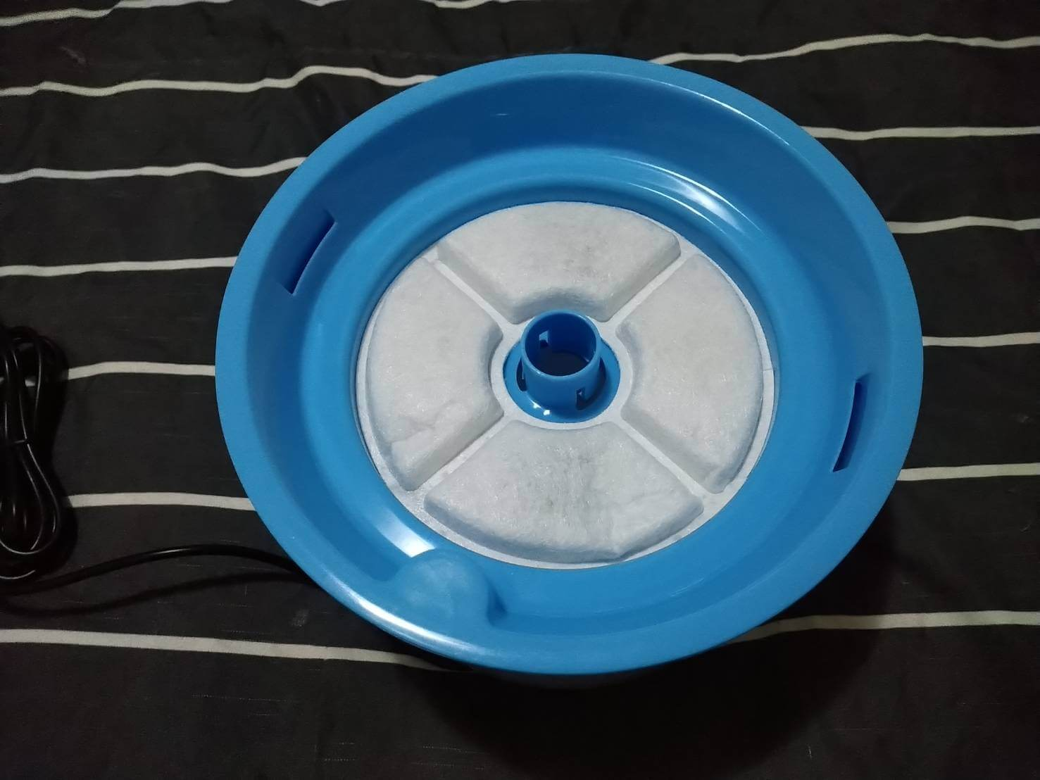 貓咪飲水機-花朵噴泉飲水機 組合濾芯