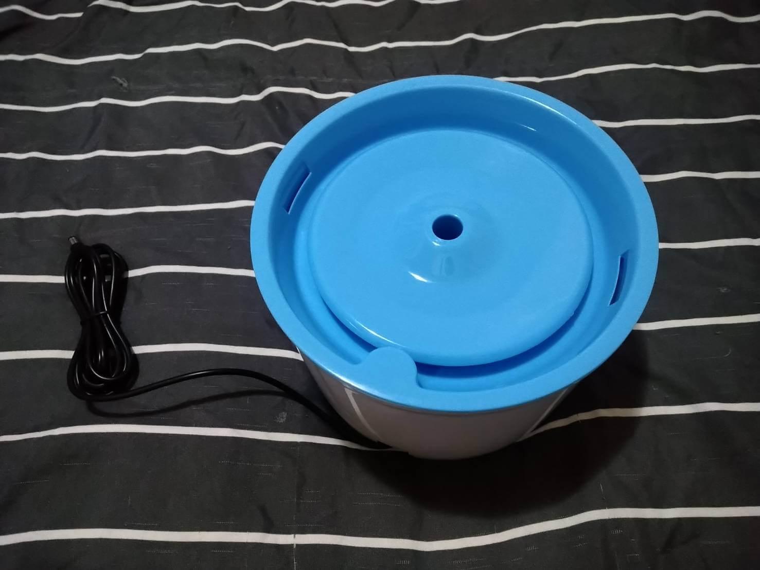 貓咪飲水機-花朵噴泉飲水機 組合飲水機主體