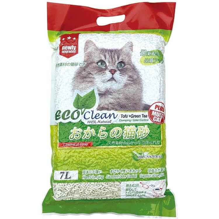 Eco Clean 艾可豆腐砂推薦