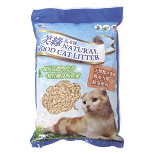 貓砂推薦-美綠 100%松木砂
