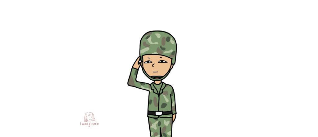 領養危險族群 軍人