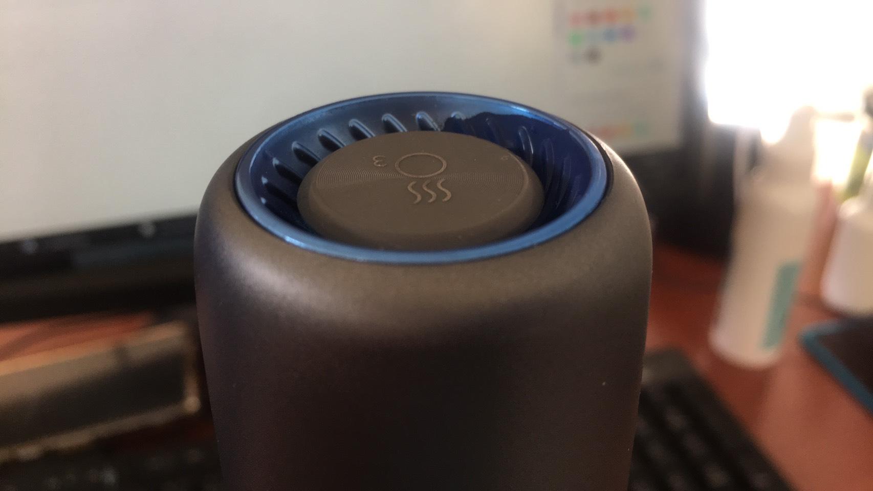 Jway貓咪空氣清淨機-臭氧出口