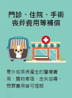 動物保險的特色1