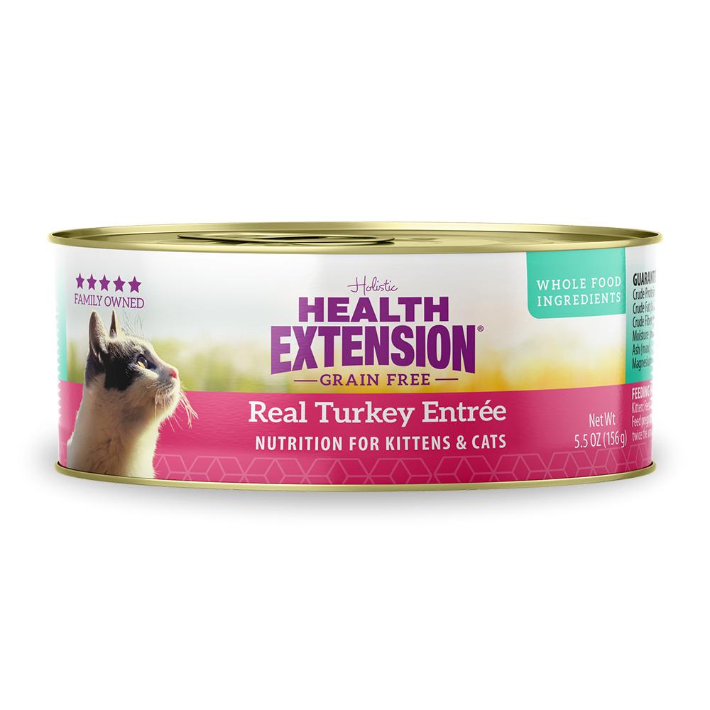 Health Extension 綠野鮮食天然無穀主食貓罐推薦