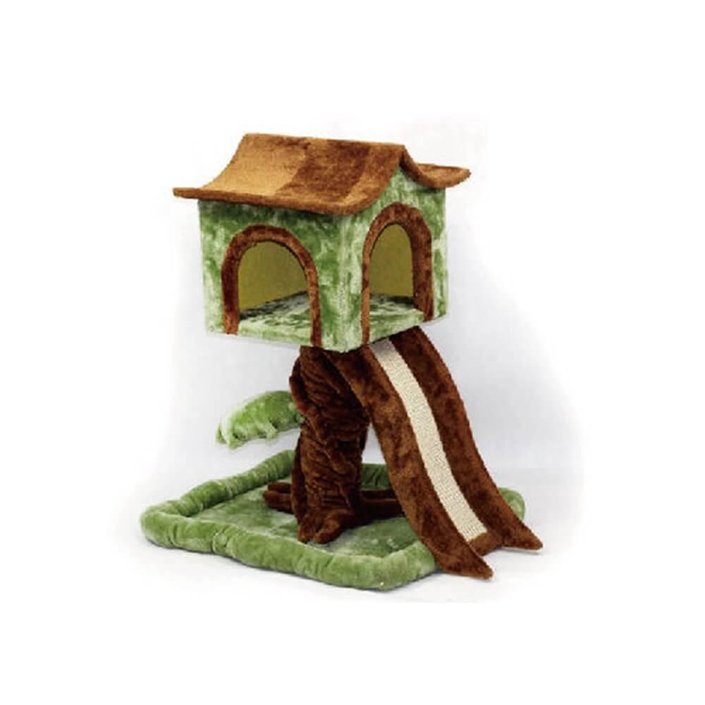 貓跳台推薦 樹屋