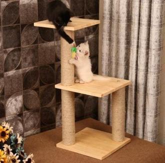貓跳台推薦 小實木