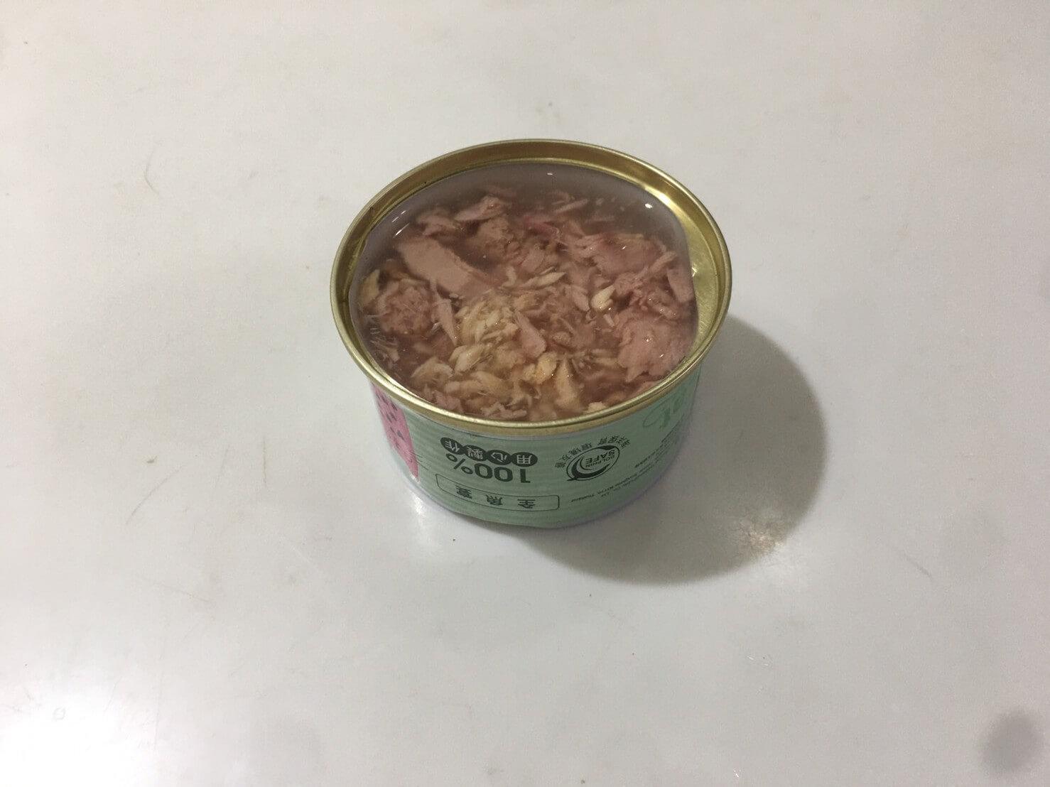 貓侍馬卡龍副食罐全魚宴