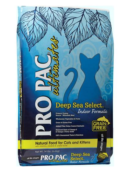 美國柏克貓飼料評價 深海鮮魚
