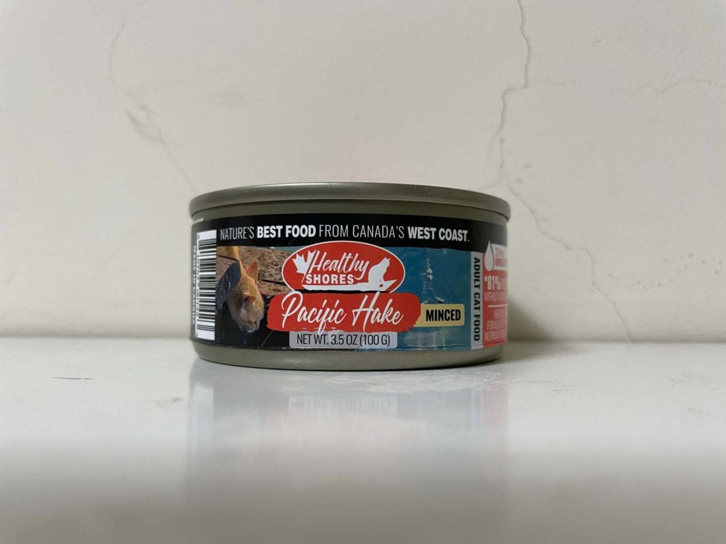 加拿大健康海岸貓主食罐 鱈魚