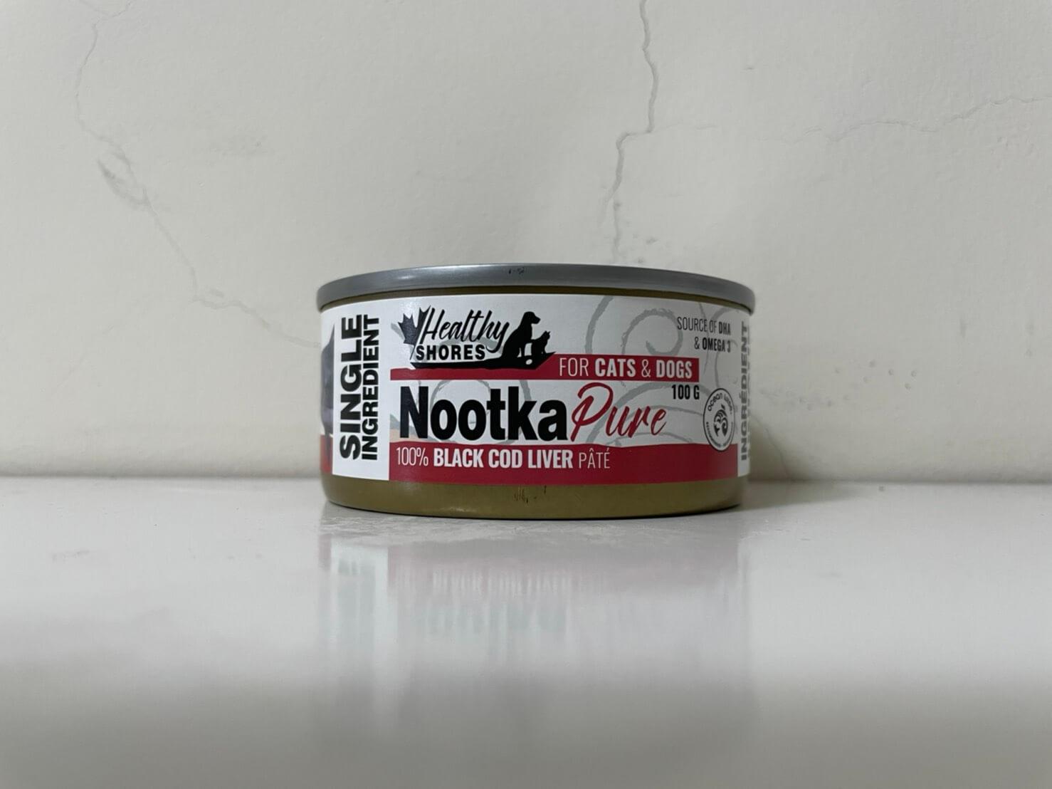 加拿大健康海岸貓主食罐 黑鱈魚補充罐