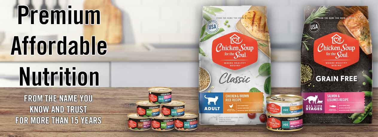 心靈雞湯貓飼料評價 品牌